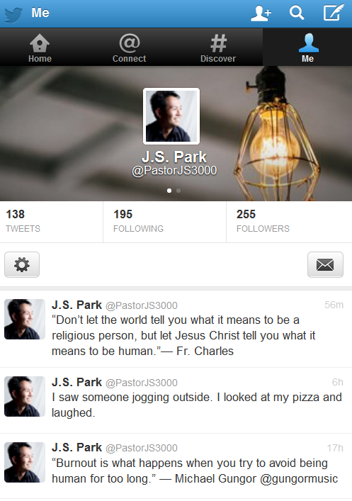JSP Twitter