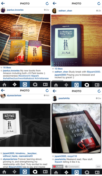 Instagram books