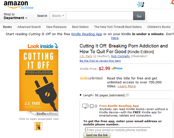 Cutting It Off Amazon