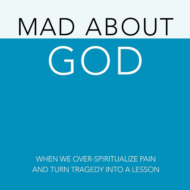 Mad About God preview 2