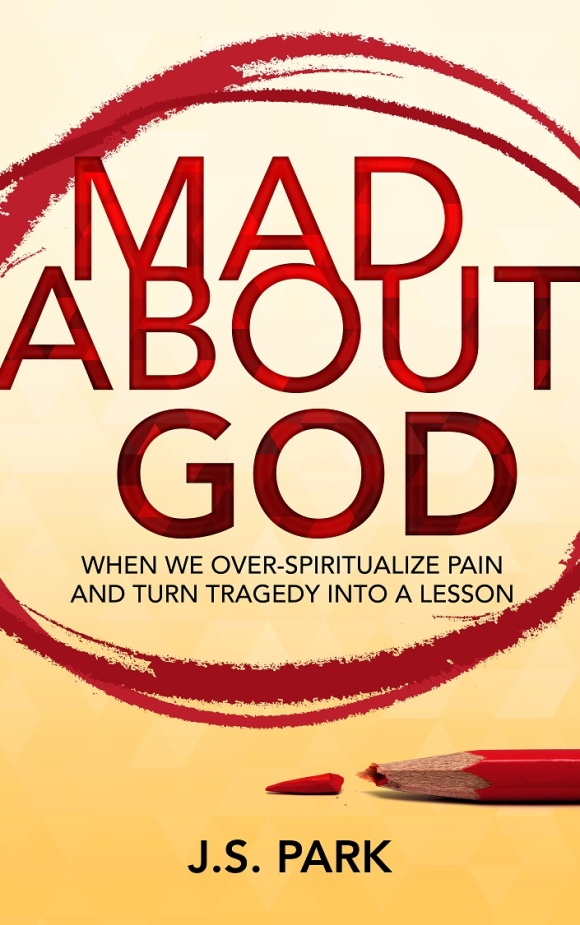 Mad About God final cover