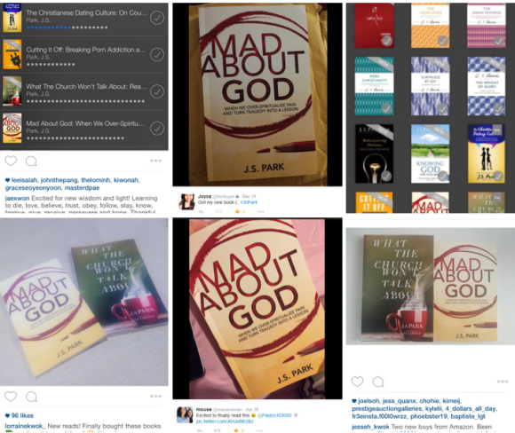 Mad About God six purchases