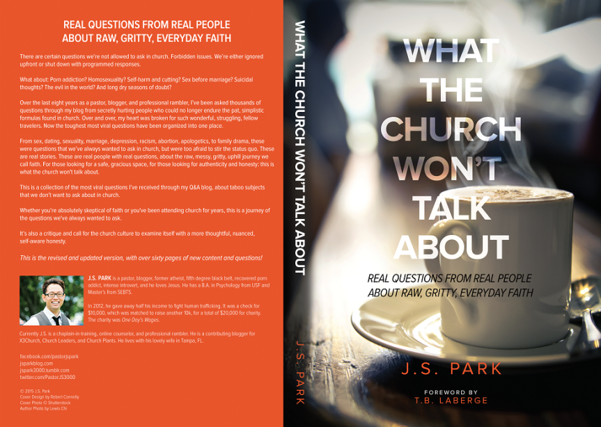 What The Church Wont Talk About Revised paperback